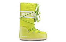 Moonboot Kid&#039;s MB Nylon lime